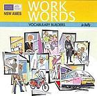 Work words vocabulary builders