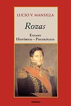 Rozas : ensayo histórico-psicológico