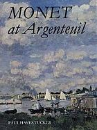 Monet at Argenteuil