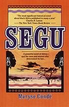 Segu : a novel