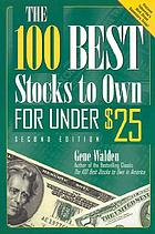 The 100 best stocks to own for under $25