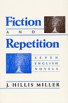 Fiction and repetition : seven English novels