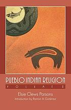 Pueblo Indian religion