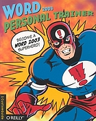 Word 2003 personal trainer