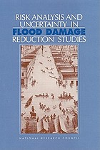 Risk analysis and uncertainty in flood damage reduction studies : [report]