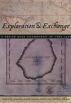 Exploration & exchange : a South Seas anthology, 1680-1900