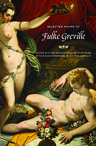 Selected poems of Fulke Greville