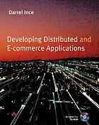 Developing distributed and e-commerce applications