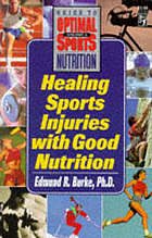 Healing sports injuries with good nutrition