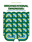 Organizational diagnosis : a workbook of theory and practice