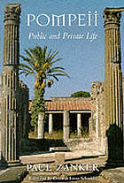 Pompeii : public and private life