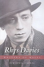 Rhys Davies (Writers of Wales)