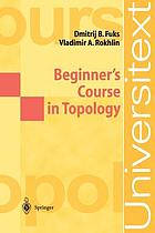 Beginner's course in topology : geometric chapters