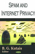 Spam and internet privacy