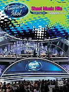 American Idol sheet music hits : favorite songs from seasons 1-4 : easy piano