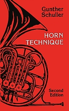 Horn technique