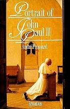 A portrait of John Paul II