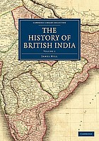 The history of British India