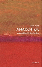 Anarchism a very short introduction