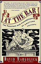 At the bar : the passions and peccadilloes of American lawyers
