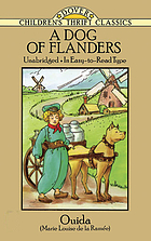 A dog of Flanders, and other stories