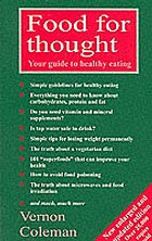 Food for thought : your guide to healthy eating