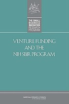 Venture funding and the NIH SBIR program