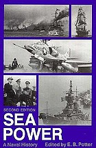 Sea power; a naval history