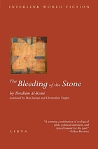 The bleeding of the stone