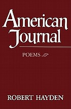 American journal : poems