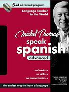 Michel Thomas speak Spanish