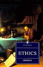 Ethics ; and, Treatise on the correction of the intellect