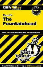CliffsNotes Rand's The fountainhead