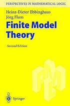 Finite model theory