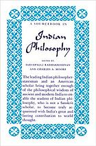A source book in Indian philosophyA source book in Indian philosophy