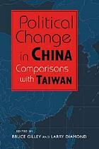 Political change in China : comparisons with Taiwan