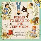 Poems to read to the very young