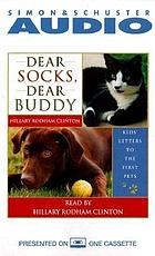 Dear Socks, dear Buddy : [kids' letters to the first pets]