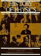 History of physics