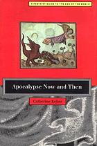 Apocalypse now and then a feminist guide to the end of the world
