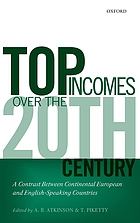 Top incomes over the twentieth century a contrast between continental European and English-speaking countries