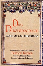 Das Nibelungenlied = Song of the Nibelungs