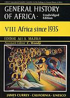 Africa since 1935