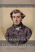 Tocqueville's political economy