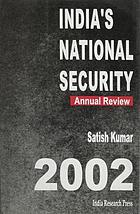 India's national security annual review, 2002