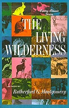 The living wilderness