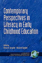 Contemporary perspectives in literacy in early childhood education