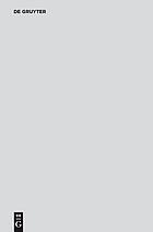 Morphologie ein internationales Handbuch zur Flexion und Wortbildung, 1. Halbband = Morphology : an international handbook on inflection and word-formation ; Volume 1
