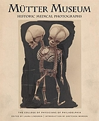 Mütter Museum : historic medical photographs