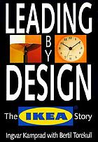 Leading by design : the IKEA story